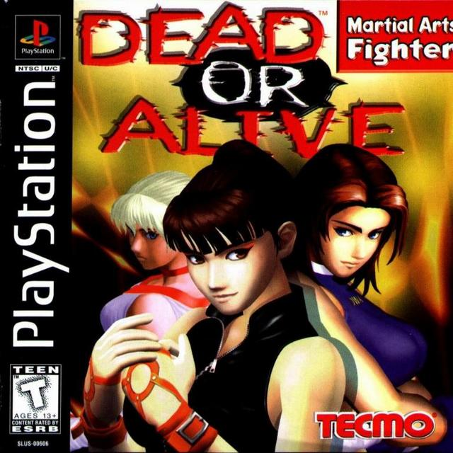 Dead Or Alive 3 Ps2 Iso